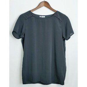 JACQUELINE DE YONG Short sleeves blouse